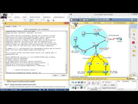 ospf capstone project answers