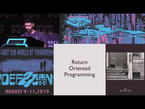 Omer Yair - Exploiting Windows Exploit Mitigation For ROP Exploits - DEF CON 27 Conference