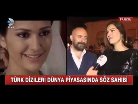 Türk dizileri fuarin gözdesi Kanal D Haber TB