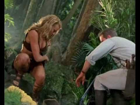 Jennifer O'Dell, Sexiest legs from The Lost World  part 3