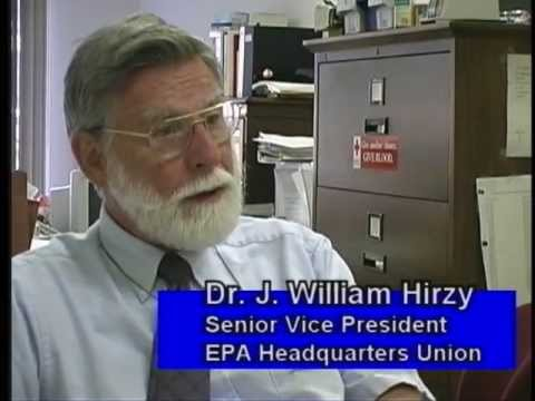 Dr. William Hirzy, US Senate Hearing - Safe Drinking Water Act - Water Fluoridation, June 29, 2000