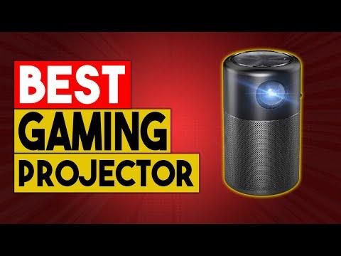 BEST GAMING PROJECTOR - Top 5 Best Gaming Projectors In 2021