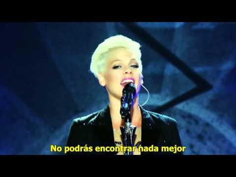 How Come You're Not Here (subtitulo español) P!nk