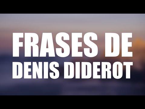 Las 10 mejores frases de DENIS DIDEROT