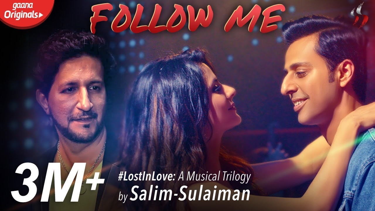 follow me song by salim-sulaiman