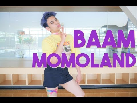 MOMOLAND(모모랜드) _ BAAM Dance Cover By Eddie.
