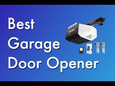 Chain Screw Or Belt Drive Garage Door Universal Ga