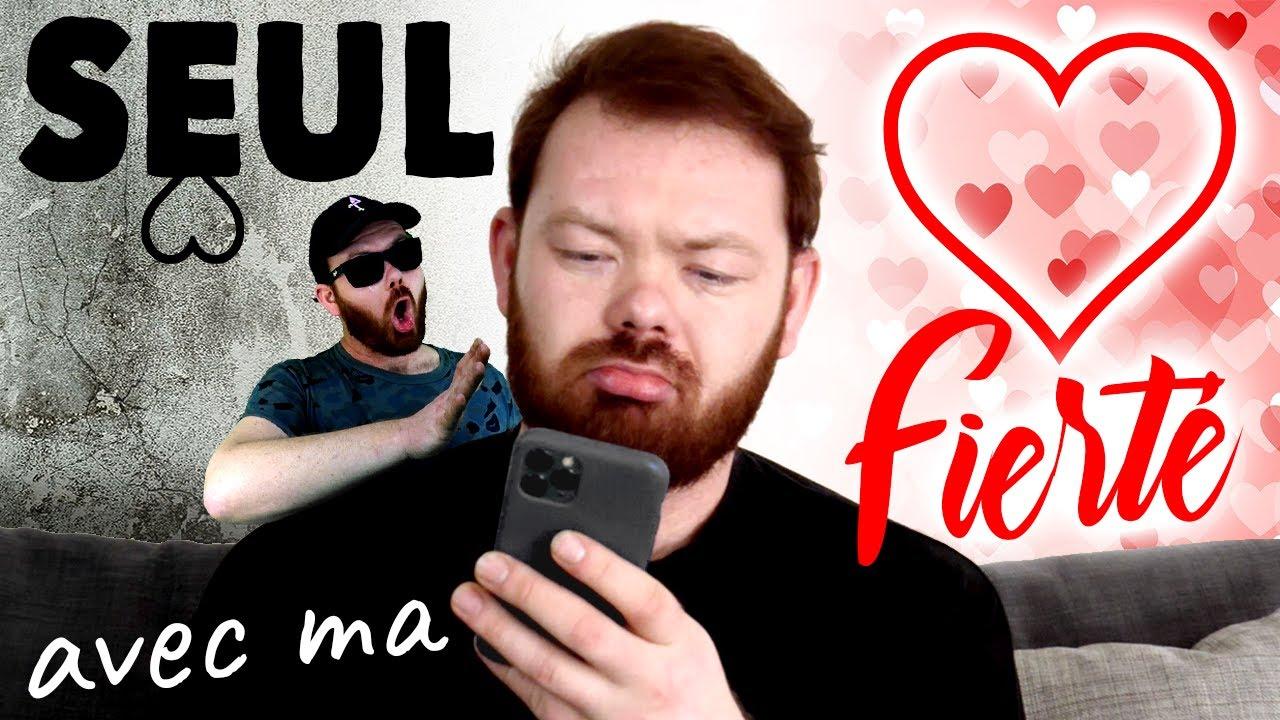 Seul pour la Saint-Valentin avec ma fierté (Court-métrage)