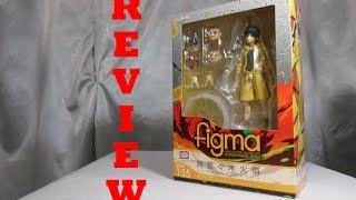 Karen Araragi Figma -unboxing/review(español)-