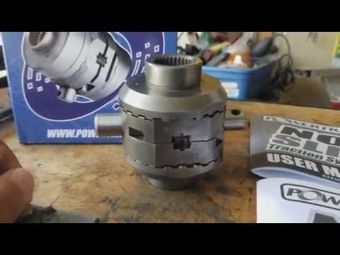 how to tell if a car has limited slip differential