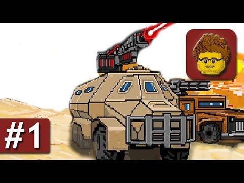 Convoy - #1 - FTL trifft Mad Max - Let's Play mit der Beta-Version - Gameplay - German / Deutsch