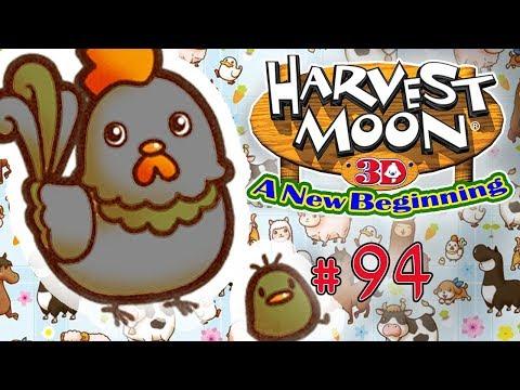 🐮 Harvest Moon: A New Beginning - Let's Play #94 【 Deutsch 】 -  Unser Silk Huhn thumbnail