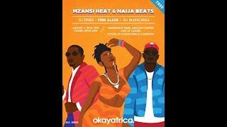 LIVESTREAM: OkayAfrica's Mzansi Heat & Naija Beats LIVE from Lincoln Center - 7:25pm EDT