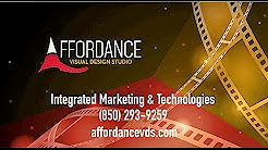 Pensacola FL Marketing Agency | Affordance Visual Design Studio