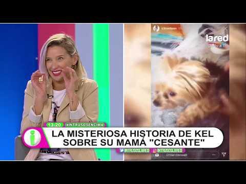 """El misterioso video de Kel Calderón sobre su """"mamá cesante"""" que compartió en redes sociales"""
