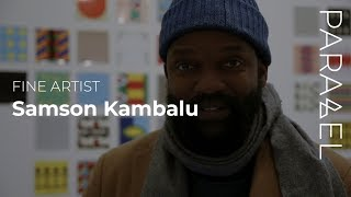 P5: The Artist Who Redefined Time- Samson Kambalu
