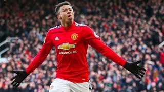 Jesse Lingard - Speed Dribbling and Amazing Goals  Best season in Manchester United