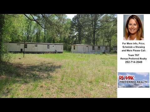 4727 Stantonsburg Road, Greenville, NC Presented by Team TNT.