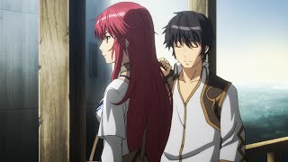 Alderamin on the Sky Nejimaki Seirei Senki: Tenkyou no Alderamin Episode 1 Review/Impression