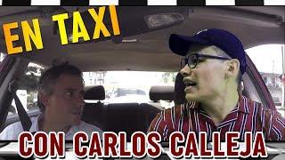 En taxi con Carlos Calleja - SOY JOSE YOUTUBER