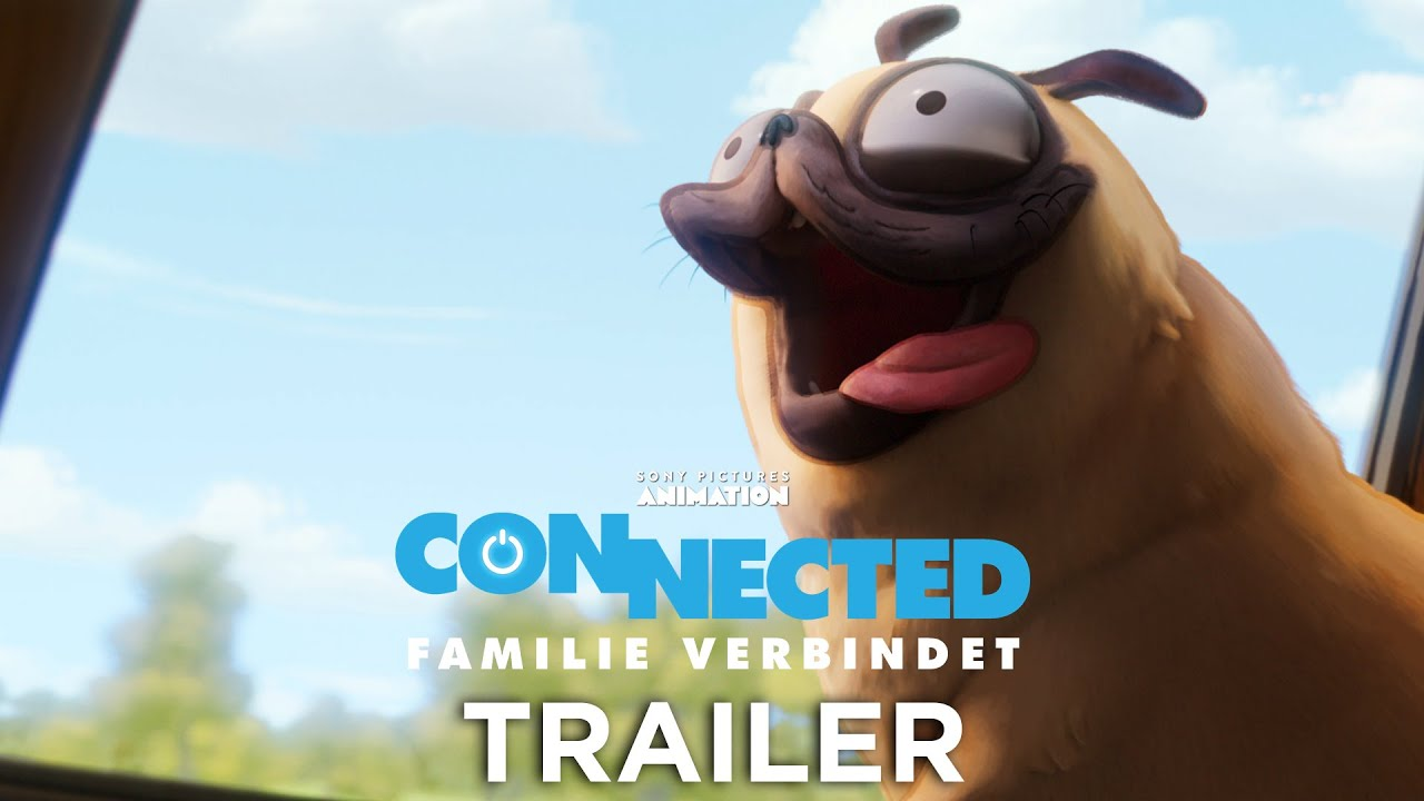 CONNECTED - Familie Verbindet 📱📱 Trailer Deutsch German (2020 ...