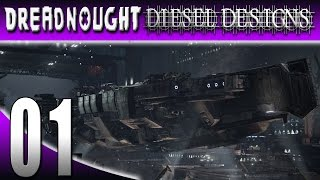 Let's Try Dreadnought Gameplay :EP1: Epic Space Battles! (Space Shooter 1080p)