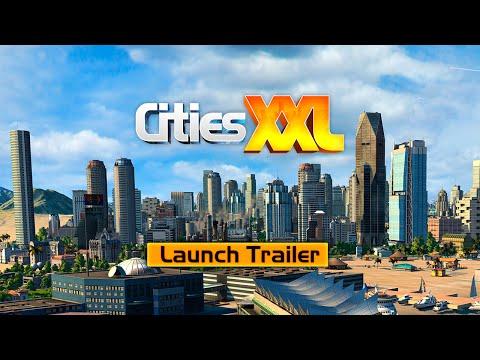 CITIES XXL LAUNCH TRAILER