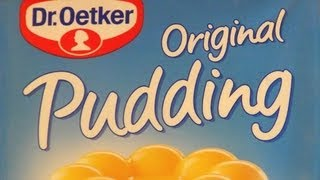 Original Vanille Pudding [dr. Oetker]