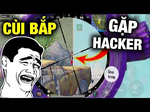 Hacker Mới Vào Nghề   Tacaz Cạo Đầu Bằng AWM Liền [PUBG Mobile]