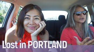 Lost in #PORTLAND with my cousin, Camilla // Alice Dixson