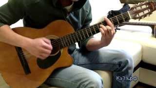Виктор цой (гр Кино) группа крови на рукаве - разбор песни на гитаре