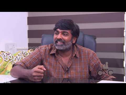 Vijay Sethupathi | EXCLUSIVE Interview | CPC's SIGNATURE