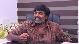Vijay Sethupathi | EXCLUSIVE Interview | 96 | Super Deluxe | CCV | English Subtitles