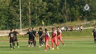 هدف النصر الثاني على منتخب عمان الأولمبي - ابراهيم غالب || مباراة ودية