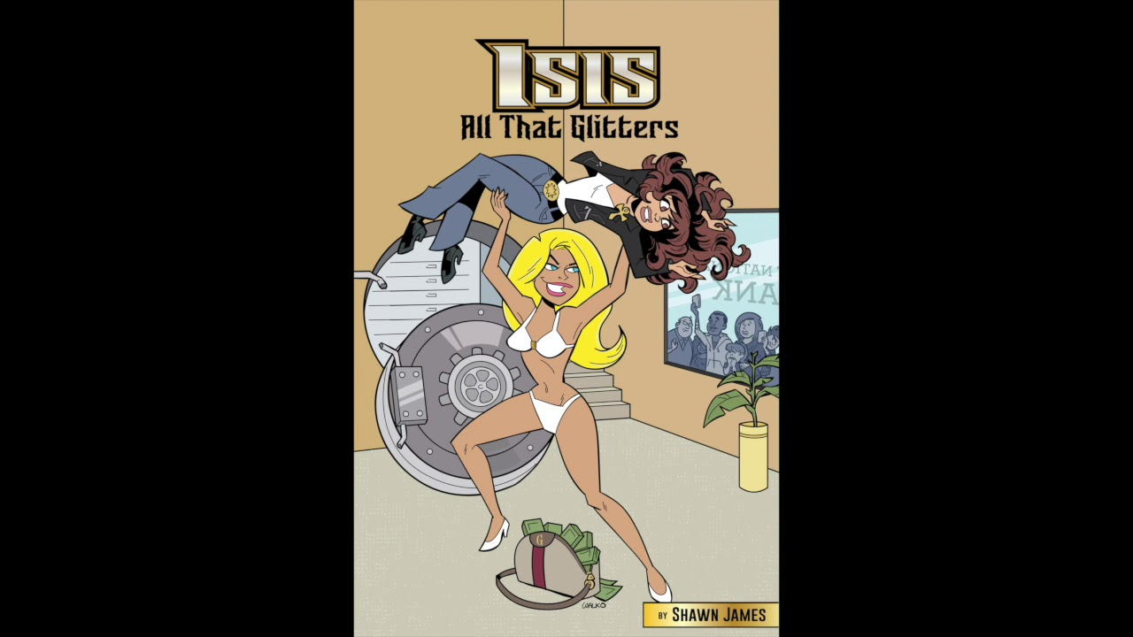 Why You Need To Get Isis: All That Glitters