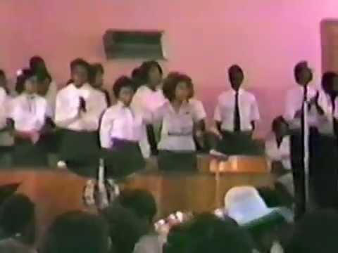 Highland Park Missionary Baptist Church, Choir 1983 video