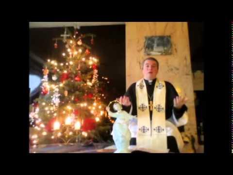 Voeux et bénédiction de Noël 2014