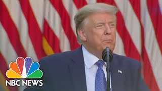 Defense Secretary Breaks With Trump Over Military Response To George Floyd Protests | NBC News