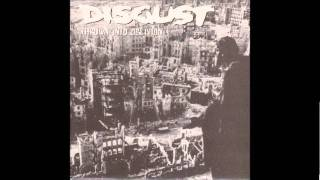 Disgust (UK) - Thrown Into Oblivion