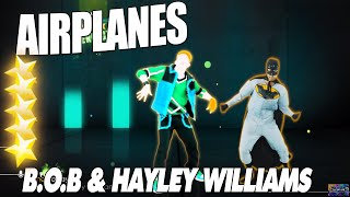 Airplanes - B.o.B  ft  Hayley Williams of Paramore [Just Dance 3] Batman Dance | Full HD