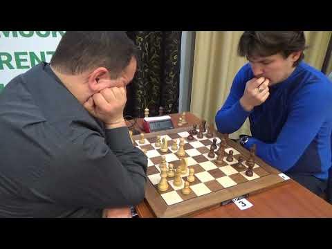 GM Daniel Fridman - GM Evgeny Romanov, Bogo-Indian defense, Rapid chess