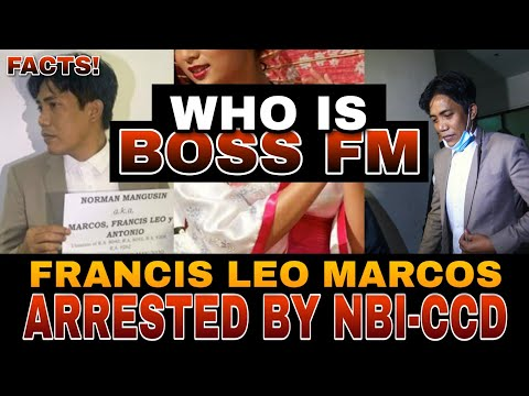 """""""BOSS FM"""" Arrested on Baguio City Last May 19, 2020 