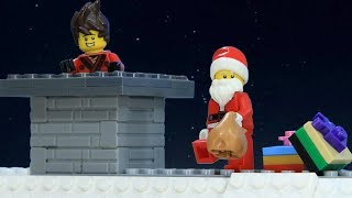 Lego NinjaGo Build Christmas Gift Prank
