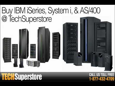 Buy IBM iSeries, System i, AS/400, and POWER7 Systems @ TechSuperstore