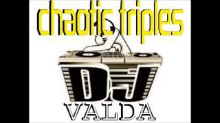 DJ Valda - Chaotic triplet(original progressive mix)2014