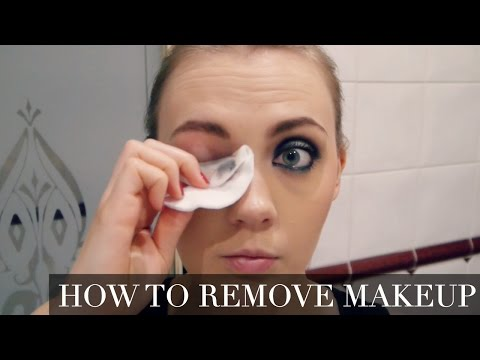 How To Remove Makeup - Makeup For Beginners