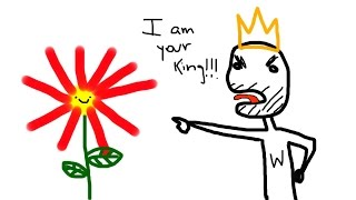 MINECRAFT FLOWER POWER UHC - THE FLOWER KING!