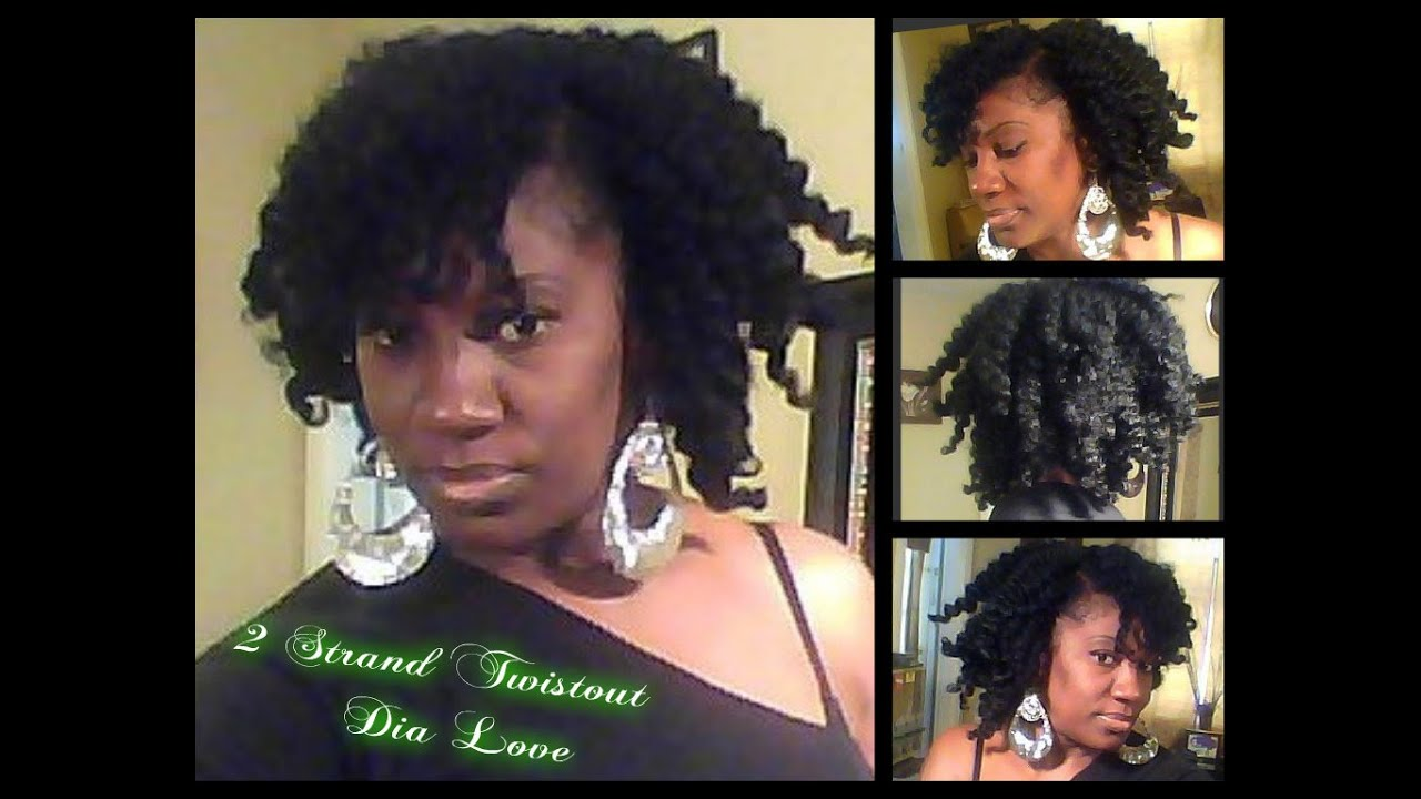Fluffy Twist Hair Afro Curly Partial Sew In Synthetic