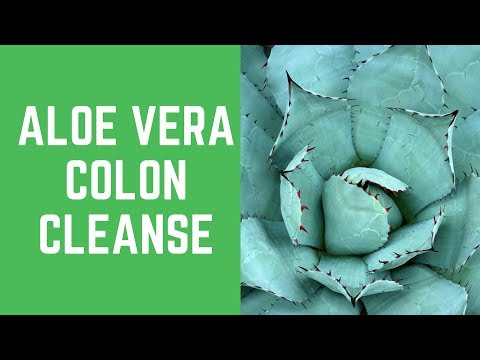 Aloe Vera Colon Cleanse - Little Known Ways for Aloe Vera Colon Cleanse