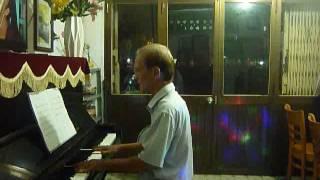 Thuyền viễn xứ - Đệm hát piano